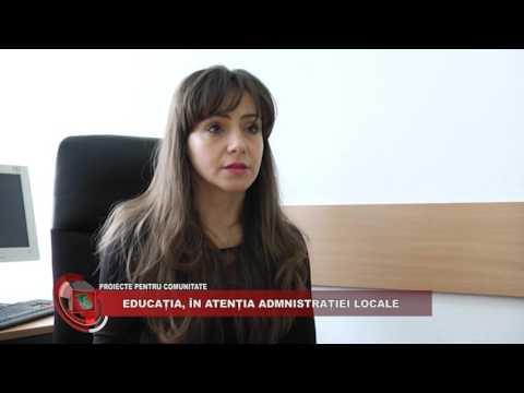 Emisiunea Proiecte pentru comunitate – 18 martie 2016 – Plopeni