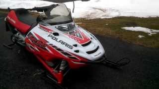 7. My new 2005 Polaris Super Sport 550