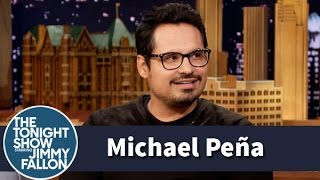 Video Michael Peña Mimics His Criminal Friend Pablo for Ant-Man MP3, 3GP, MP4, WEBM, AVI, FLV Juli 2018
