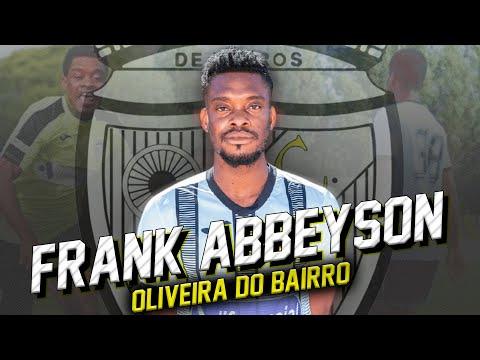 FRANK ABBEYSON | MELHORES MOMENTOS | OLIVEIRA DO B...