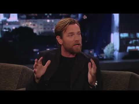 JKL Ewan McGregor I - TV Show JKL Ewan McGregor I (Anglais)