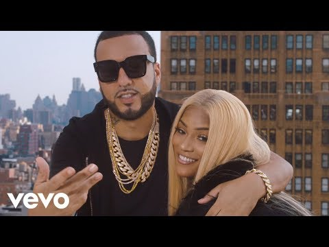 New Video: Stefflon Don, French Montana – Hurtin Me (Official Video)