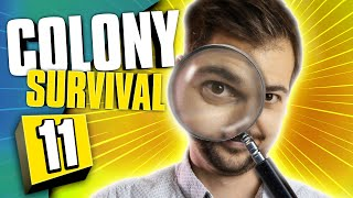 THE COLONY INSPECTOR | Colony Survival #11