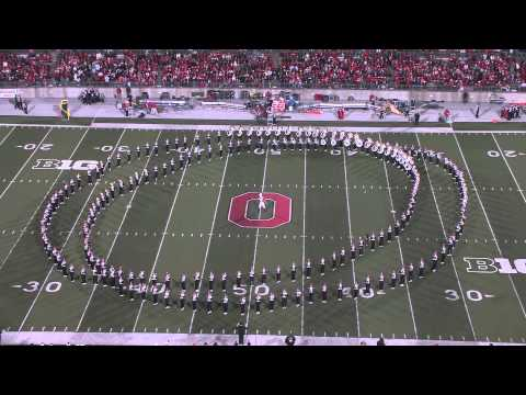 Check Out the Ohio State Marching Band's Hollywood Tribute