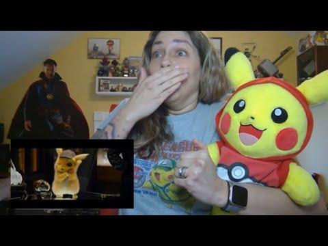 POKÉMON Detective Pikachu Official Trailer 2 Reaction!