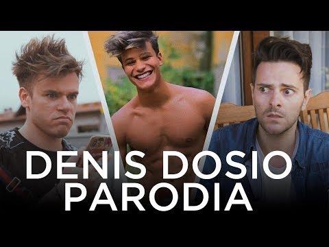 GLI EFFETTI DI DENIS DOSIO SULLA GENTE - Parodia - iPantellas