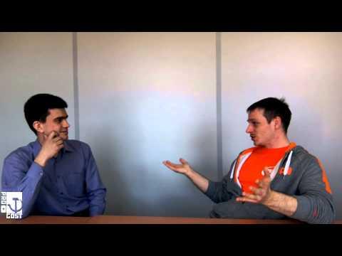 В гостях у Vostok Games. Интервью с Андрияшем Козловским.