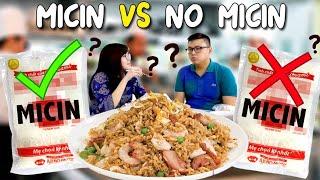 Video Nasi Goreng Tanpa Micin Lebih Enak ?? Kita Buktikan Sendiri !! MP3, 3GP, MP4, WEBM, AVI, FLV September 2018