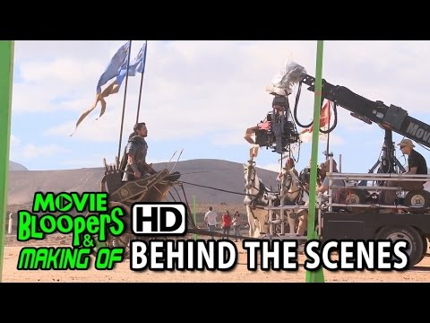 Exodus: Gods and Kings (2014) Making of & Behind the Scenes (Part3/3)