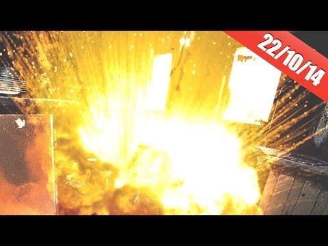 explosion - Il survit à une explosion de gaz !! ABONNE-TOI À LA CHAÎNE ICI : http://bit.ly/1q16QTM Facebook : http://on.fb.me/XOQZxb Twitter: https://twitter.com/guillaumepley Site : guillaume.fm.