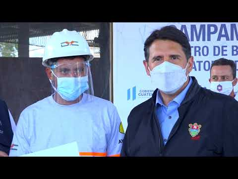 Por la salud y vida de los vecinos; más Centros de Bienestar Respiratorio de Cercanía