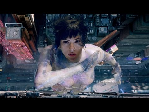 Ghost in the Shell (TV Spot 'Electrifying')