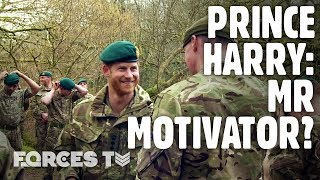 Video Royal Marines Earn The Green Beret In Front Of PRINCE HARRY | Forces TV MP3, 3GP, MP4, WEBM, AVI, FLV Juni 2019