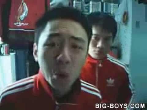 Parodia Backstreet Boys Chinos