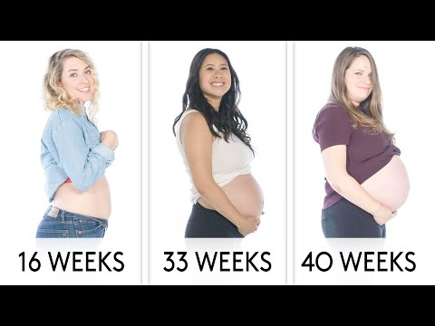 Pregnant Women Weeks 7 to 40: What New Symptoms Do You Have?   SELF