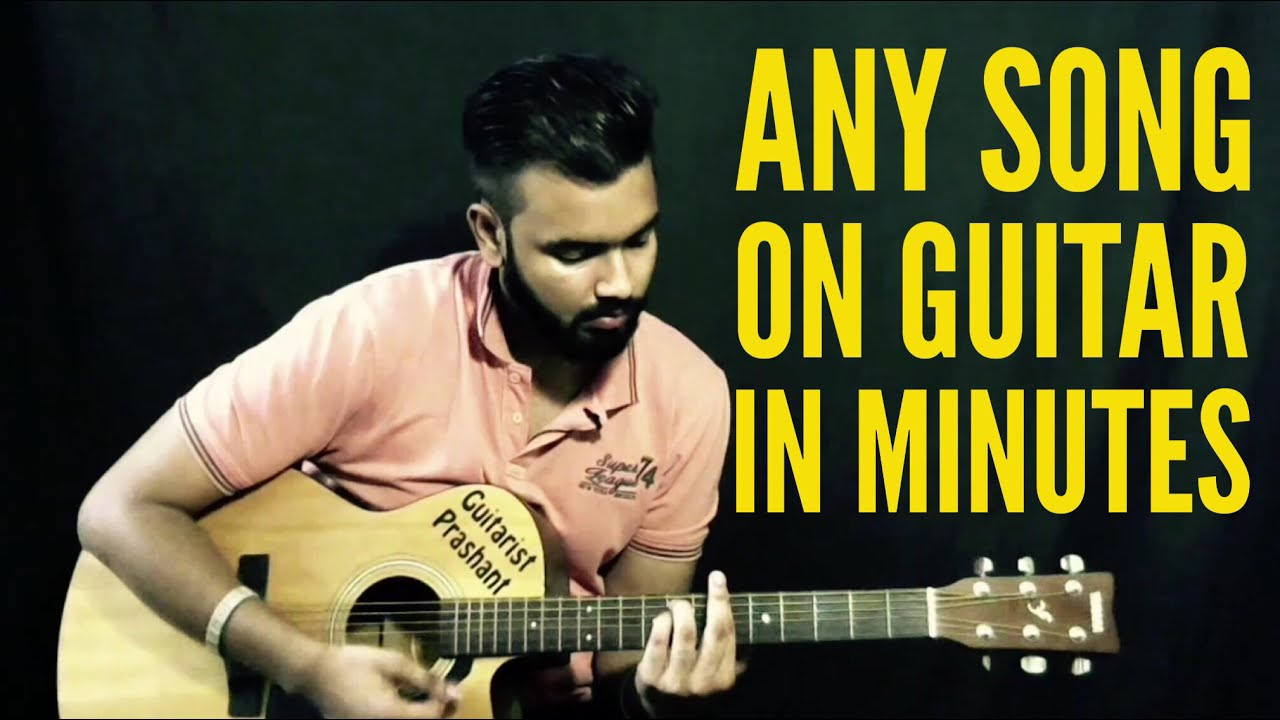 L13 – How I Compose Any Song On Guitar – Method Explained – Hindi Guitar Lesson