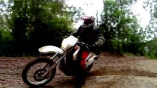 7. SUZUKI DR650 DIRT ACTION - BUSH PIG THUMPER DR650SE