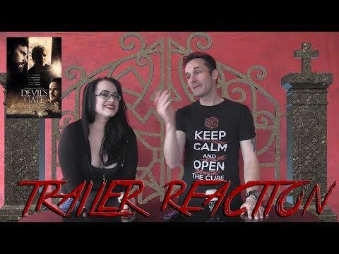 Devil's Gate Trailer #2 Reaction