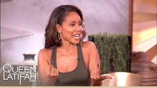 Jada Pinkett Smith on Meeting Will | The Queen Latifah Show - YouTube