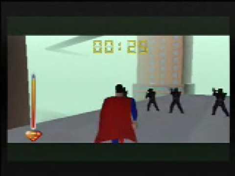 superman nintendo 64 rom
