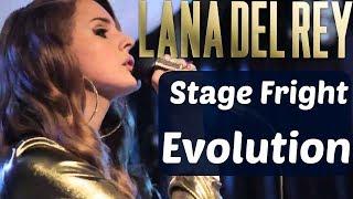 Lana Del Rey - Stage Fright EVOLUTION