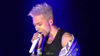 Download Lagu 170805 TAEYANG - Last Dance playing the piano (Day1) Mp3