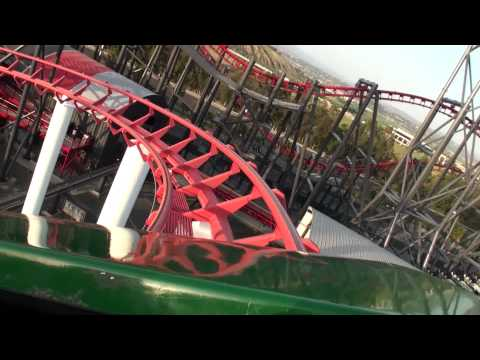 six flags magic mountain - This is a POV of the one and only Mighty Viper at Six Flags Magic Mountain. POV filmed by TheCoasterViews. Watch in 1080p. Length: 3830' Height: 188' Drop: 1...