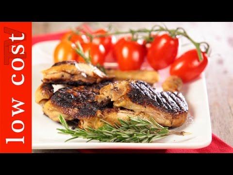 pollo al mattone - ricetta