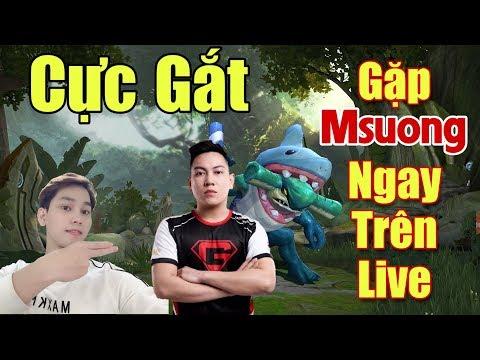 [Gcaothu] Gặp Msuong và Sấm ngay trên live stream - Kèo căng thẳng đến phút cuối - Thời lượng: 17:25.