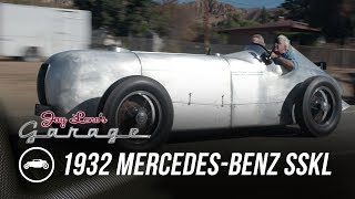 1932 Mercedes-Benz SSKL - Jay Leno's Garage by Jay Leno's Garage