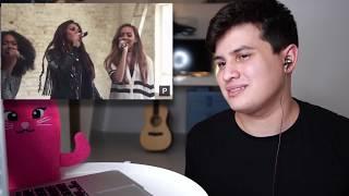 Video Vocal Coach Reaction to Little Mix Best Live Vocals MP3, 3GP, MP4, WEBM, AVI, FLV Januari 2019