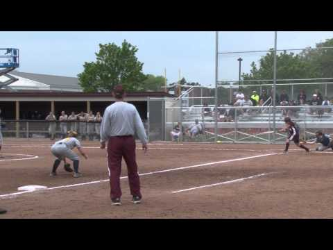 3 Alma College vs 5 John Carroll University