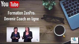 Notre offre de Formation de Coach Professionnel