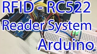 """Contribute to the channel:https://www.patreon.com/EE_EnthusiastIn this tutorial we are playing with the RFID-RC522 Module in order to implement an RFID tag scanner / reader. I walk you through an example which allows the user to create an array of """"master"""" cards which would open the door. Other cards are read by the system and give an appropriate output as well, indicating that the card was not correct for this door.Get in touch:Facebook: https://www.facebook.com/EEEnthusiastTwitter: https://twitter.com/EE_EnthusiastWebsite: http://eeenthusiast.comGitHub: https://github.com/VRomanov89Personal website: http://vladromanov.comSoftware:https://github.com/VRomanov89/EEEnthusiast/tree/master/03.%20Arduino%20Tutorials/03.%20RFID%20Scanner/RFIDScannerRelevant Links:RFID Arduino Library: https://github.com/miguelbalboa/rfidRelevant Search Terms:EEEnthusiast, Vlad Romanov, Volodymyr Romanov, Arduino, Arduino, arduino rfid, arduino rfid tutorial, arduino rfid reader, arduino rfid project, arduino rfid reader writer, arduino rfid rc522, arduino rfid code, arduino rfid tracking, arduino rc522, arduino rc522 library, arduino rc522 tutorial, arduino rc522 example"""