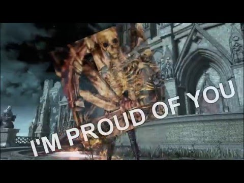 Real Human Bonewheel of Dark Souls 3