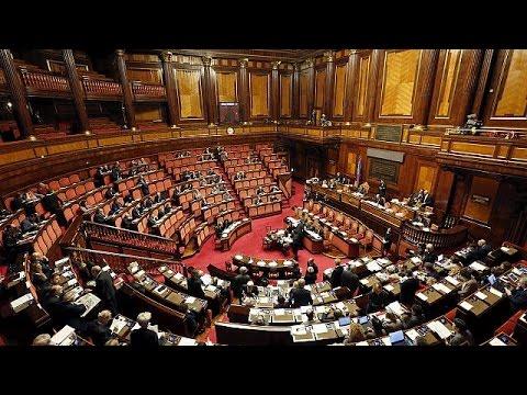 Ιταλία: Η Γερουσία ενέκρινε το σύμφωνο συμβίωσης