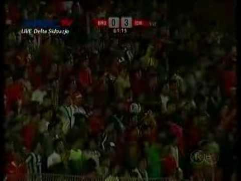 Indonesia vs Brunei Darussalam (5-0) Goal & Highlight   AFF U19 - 10 September 2013