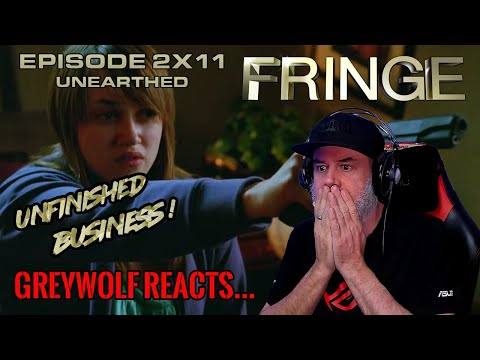 Fringe - Season 2 Episode 2x11 'Unearthed' REACTION & REVIEW