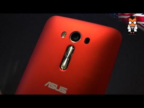 , title : 'ASUS Zenfone 2 with Qualcomm 615 & Laser Auto Focus Hands On'