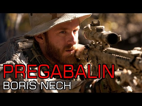 Pregabalin (dramatic, progressive) - Boris Nech