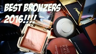 THE BEST BRONZERS/CONTOURING PRODUCTS 2016!!!! by Wayne Goss