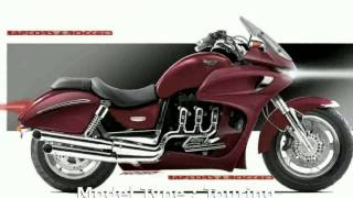 8. 2008 Triumph Rocket III Touring  Features Dealers Transmission Specification Specs