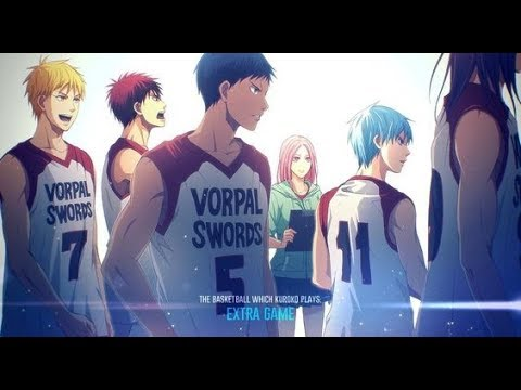 Kuroko no Basket: Last Game [AMV] - Emergency