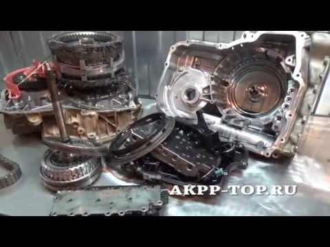 Шевроле круз ремонт акпп