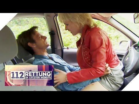 Wegen S*x im Auto Rücken gebrochen? | 112 - Rettung in letzter Minute | SAT.1 TV