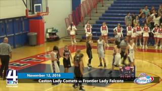 Caston Girls Basketball vs. Frontier Falcons