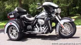 8. New 2013 Harley Davidson Motorcycle 3 wheeler Trike for sale