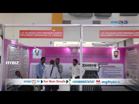 , TSREDCO - RenewX 2018 Hyderabad