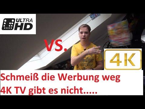 4K Fernseher gibt es nicht! 4K TV oder UHD TV? Was is ...