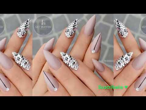 Decorados de uñas - Uñas Decoradas 2018 Diseños de Uñas